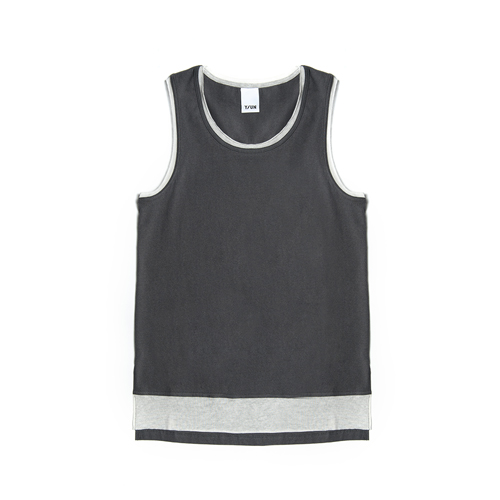 layered tank top